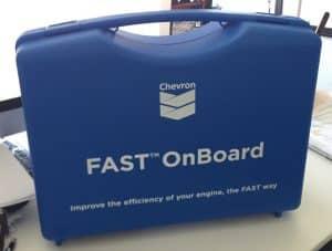 Fast onboard
